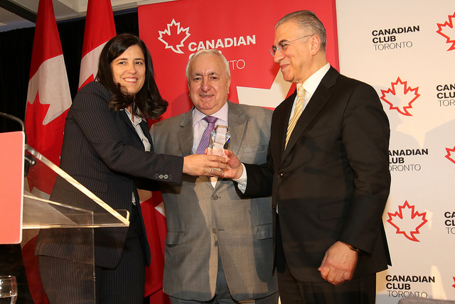 Lifeine Syria awarded Canadian of the Year, 2017